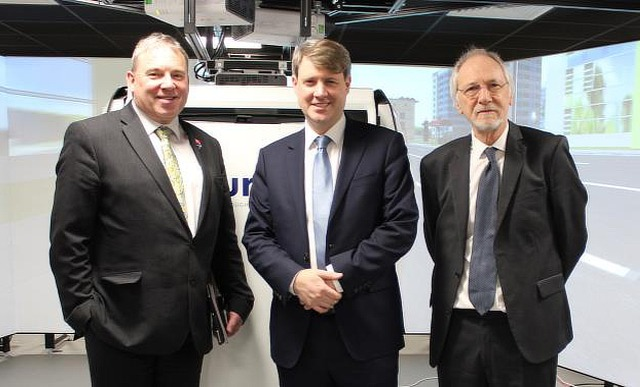 Science minister in South West tech boost
