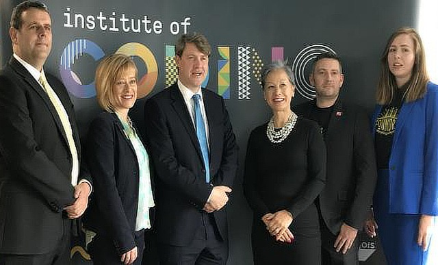 Minister opens technology 'foundry' at UWE