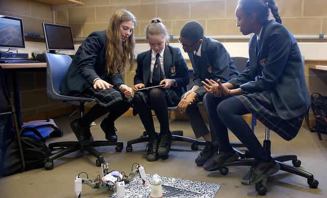 Reach launches education programme with its robots