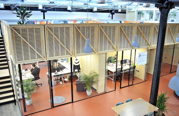 Top tech and digital co-working office spaces in Swindon