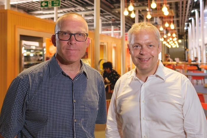 Deloitte hops on board at Engine Shed