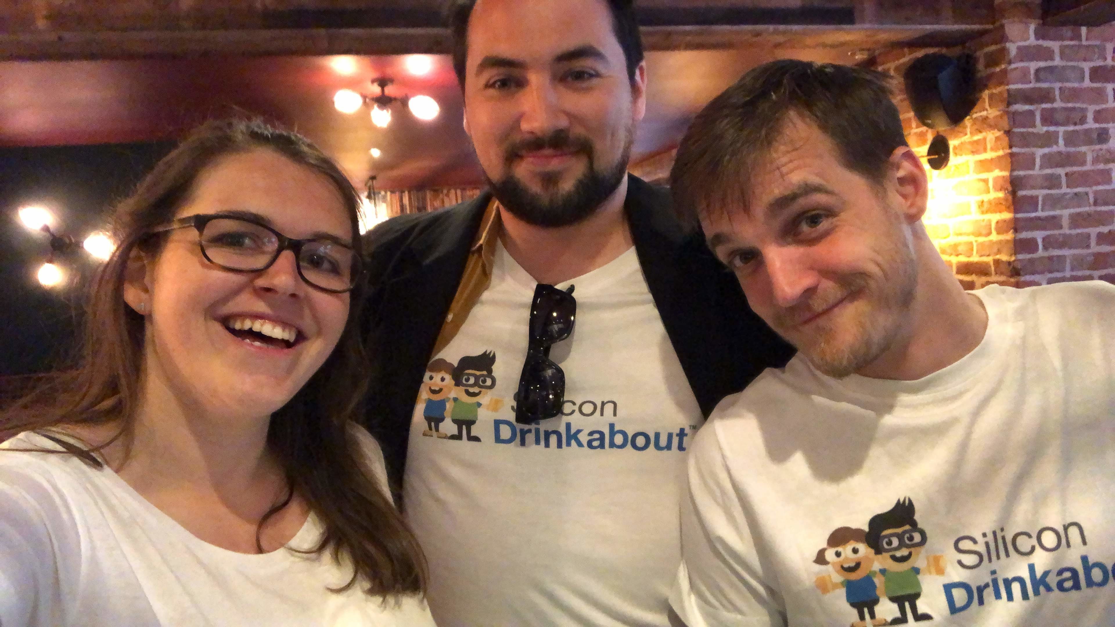Guest Blog: Building meaningful connections – what makes Silicon Drinkabout different?