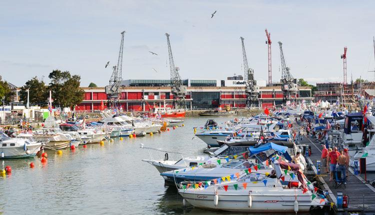 Bristol Harbour Festival goes high tech