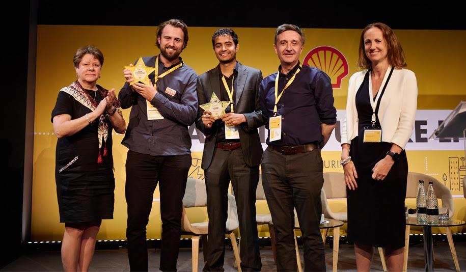 LettUs Grow wins national Shell Enterprise Development Award