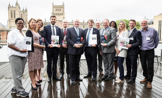 Region launches local industrial strategy