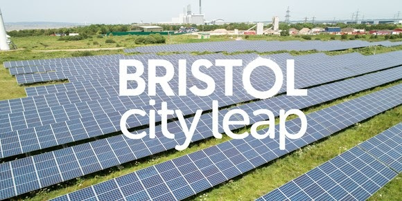 Bristol launches search for partner to deliver UK's first carbon neutral city