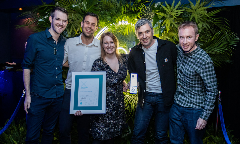 Bristol's Xavier Analytics wins Emerging App Partner of the Year at the Xero Awards