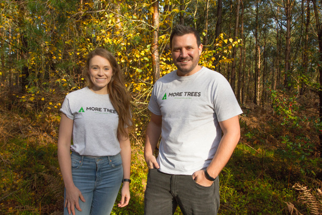 Huboo partners with MoreTrees to offset carbon emissions