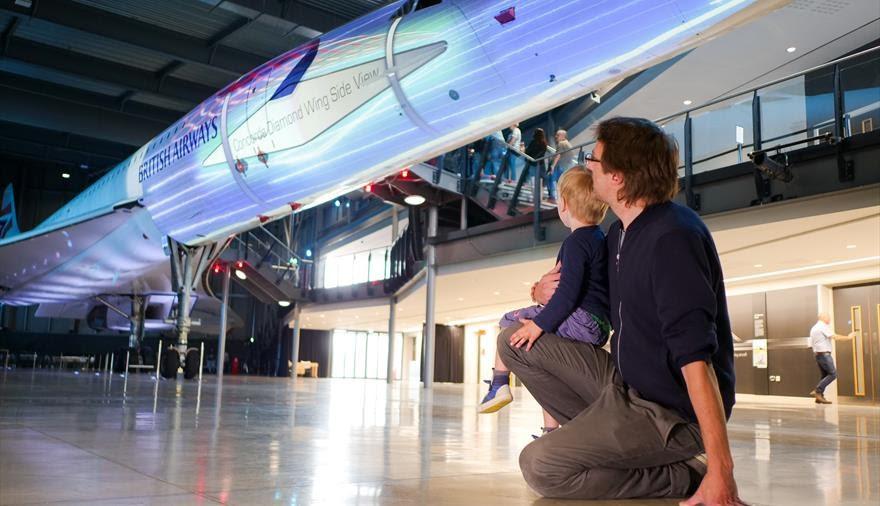 UWE Bristol supports Aerospace Bristol through pandemic