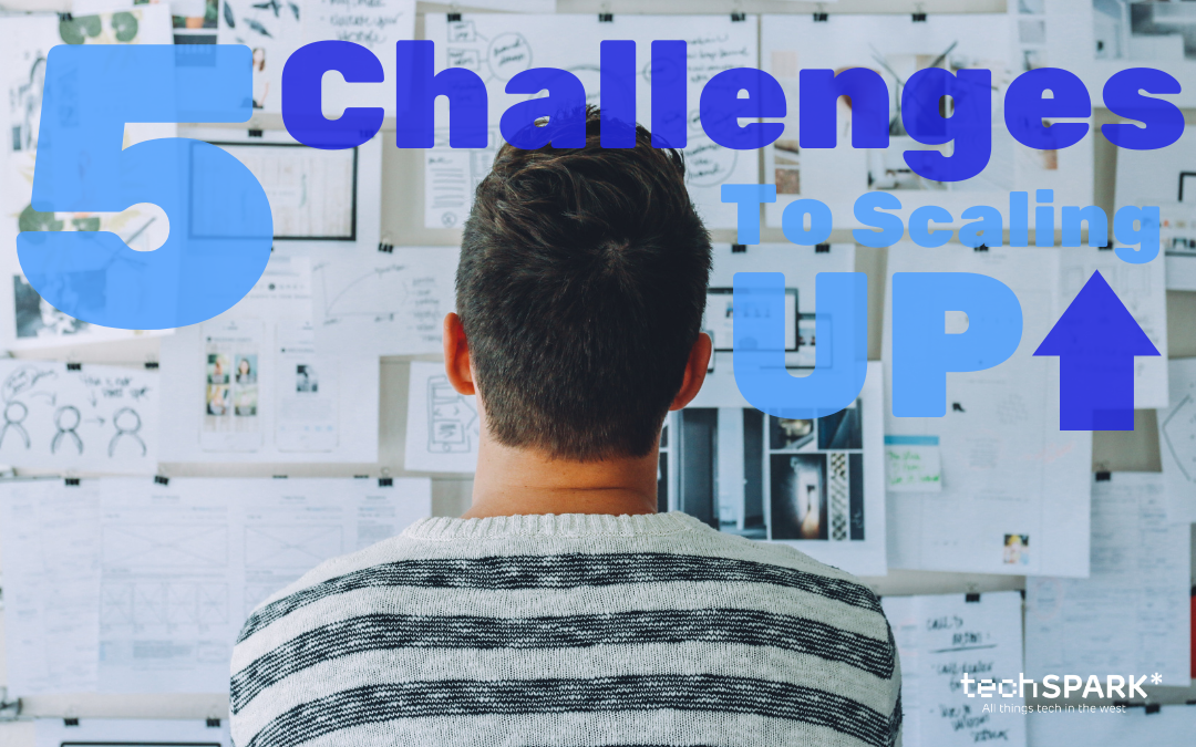 5 common challenges to scaling up