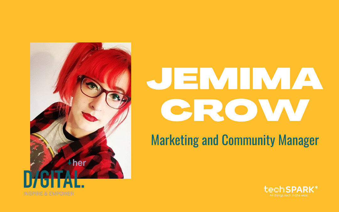 Digital Her with Jemima Crow