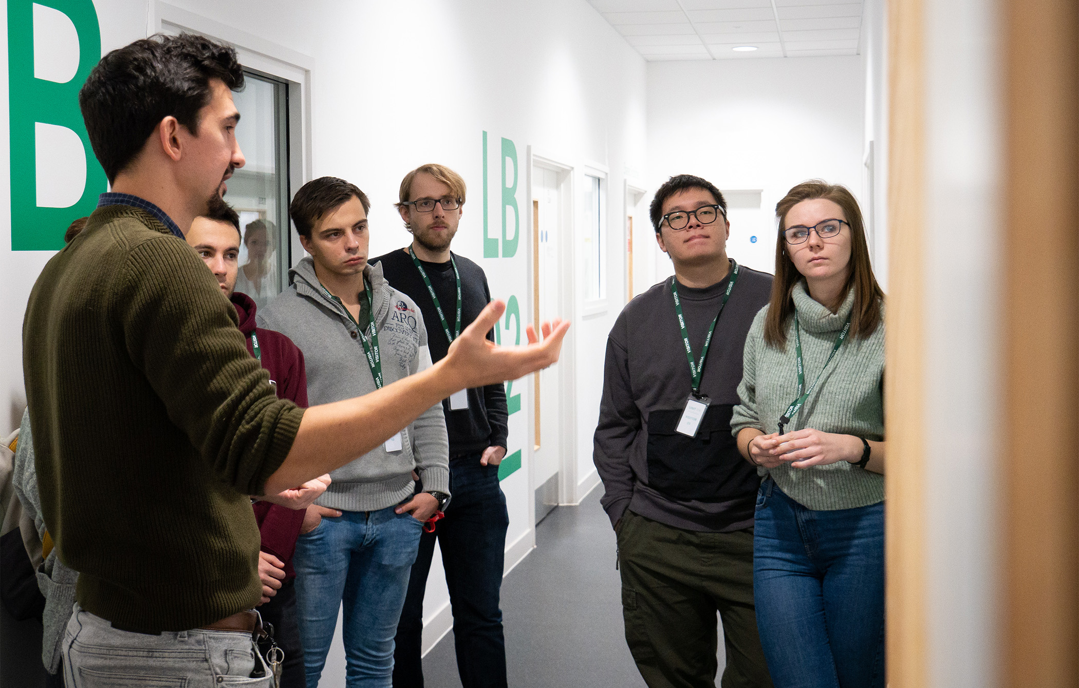 unit dx tour with spin up science founder ben miles