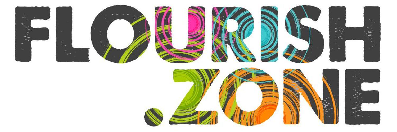 flourish zone logo