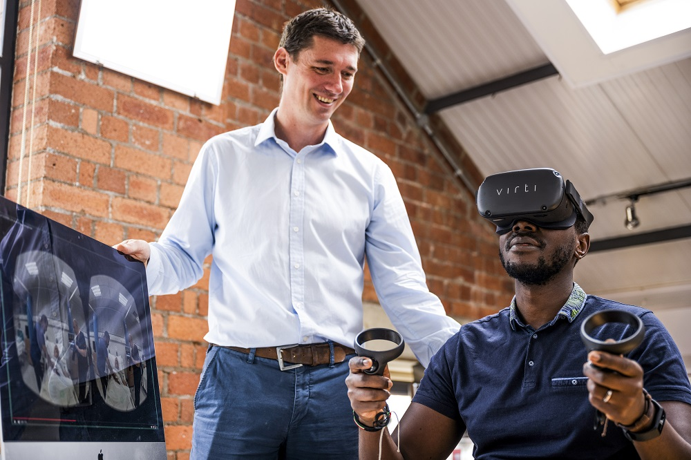Virti raises $10m to optimise human performance for the global workforce