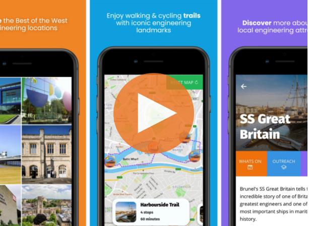 Launch of new West of England Digital Trailblazers App