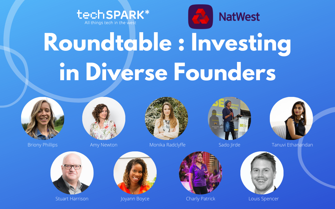 Roundtable: Investing in Diverse Founders